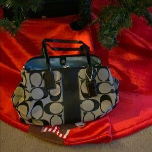 Coach bag! # H0969-F13533